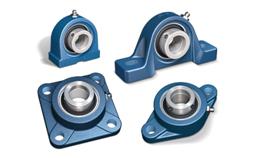 SKF mounted ball bearing units | 2018-02-07 | Food Engineering