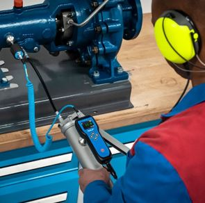 Verificador de lubricación por ultrasonido TLGU 10 | SKF